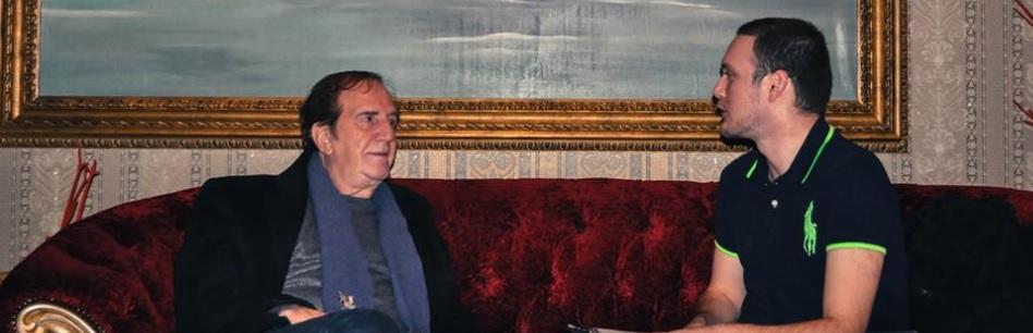 Γιώργος Κωνσταντίνου: Βλέπω έναν τοίχο μόνο και με τρομάζει
