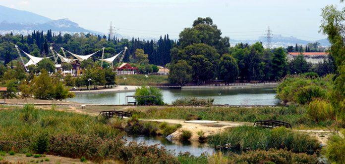 Κέντρο φιλοξενίας προσφύγων πλησίον του Πάρκου «Τρίτση»