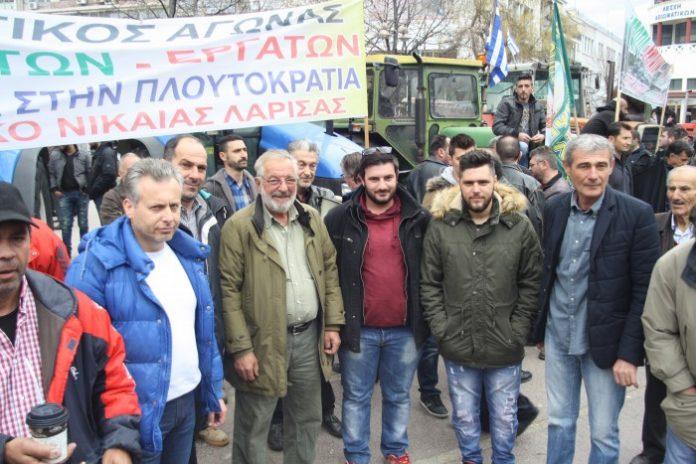Στην Αθήνα για το ασφαλιστικό οι αγρότες του Μπούτα