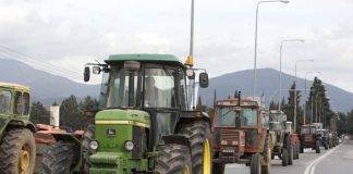 Κλειστή η εθνική οδός Κοζάνης-Λάρισας