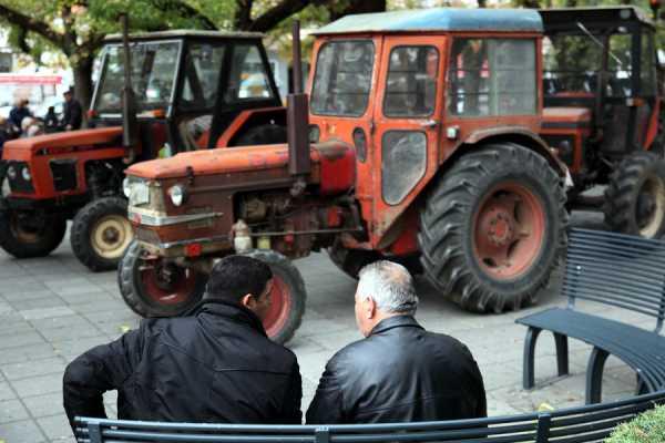Νέο σενάριο για τις εισφορές των αγροτών