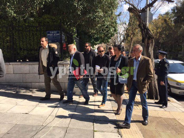 Σύσκεψη των μπλόκων του Μπούτα για κάθοδο στην Αθήνα με αφορμή το ασφαλιστικό