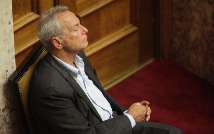Παραιτήθηκε ο υφυπουργός Παναγιώτης Σγουρίδης