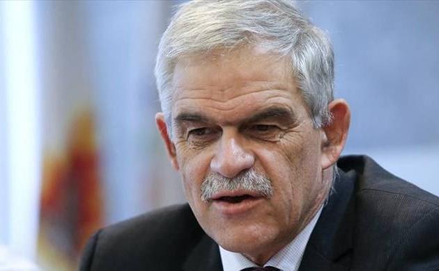 Τόσκας: Δεν θα δώσουμε μάχη με 15.000 τρακτέρ
