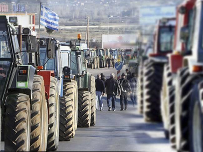 Σε εγρήγορση οι αγρότες των μπλόκων για την ανασυγκρότηση του αγροτικού κινήματος
