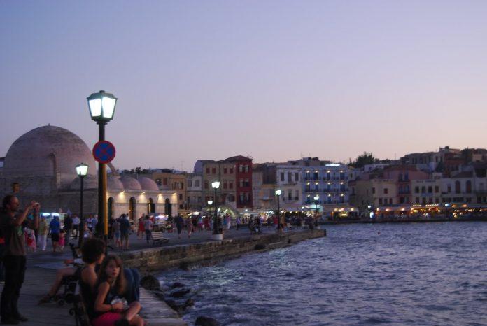 Χανιά: «Πρασίνισε» η οδός Αποκορώνου