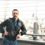 Καπουσούζ Χαλήλ Χουσεΐν Ποτισμένος στην αλμύρα και την μυρωδιά του καπνού