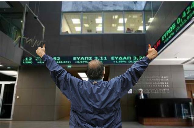 Ανοδικό κρεσέντο στο Χρηματιστήριο με οδηγό τις τράπεζες