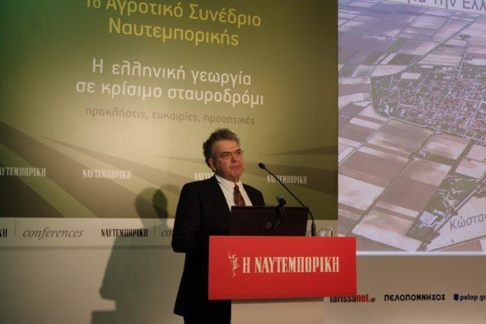 Κ. Καραντινινής: Οι επιδοτήσεις δεν πηγαίνουν πάντα σε όσους ασχολούνται με τη γεωργία