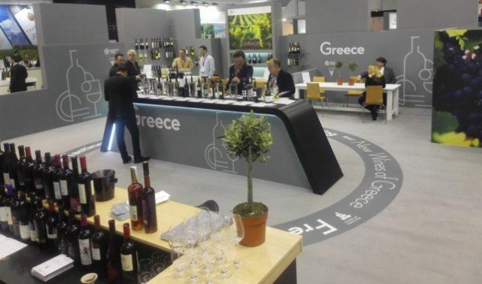 Το ελληνικό κρασί στη Διεθνή Έκθεση Οίνου και Ποτών PROWEIN 2016