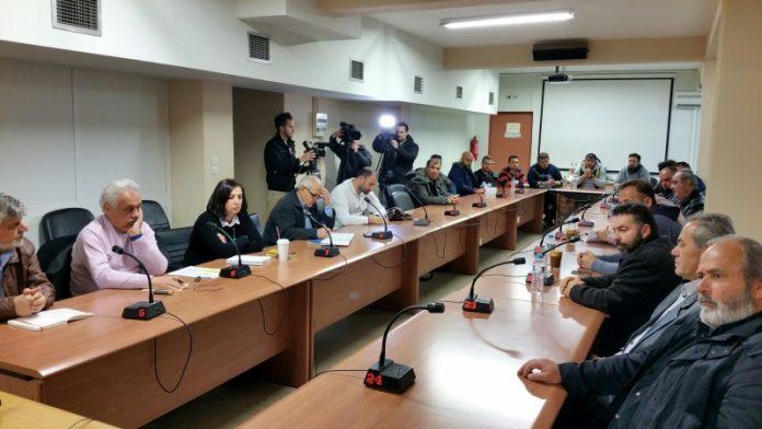 Σύσκεψη για τα προβλήματα του πρωτογενή τομέα στον Έβρο