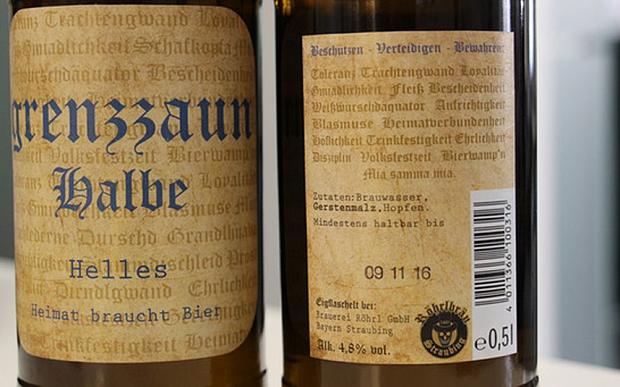 Αποσύρθηκε από τα γερμανικά ράφια η «ναζιστική μπίρα»