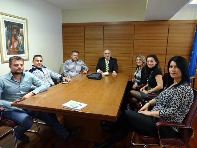 Συνάντηση Μπόλαρη με παραγωγούς του Αγροτικού Συλλόγου Φυτικής Παραγωγής Άργους Ορεστικού