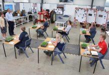 3ος διαγωνισμός νέων αγροτών στο Ηνωμένο Βασίλειο