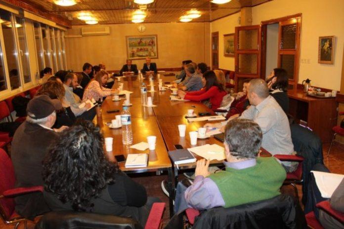 Δράμα: Συνάντηση εργασίας για τη «Δραμοινογνωσία»