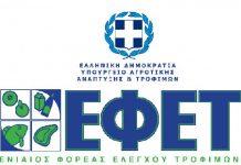 ΕΦΕΤ: Κατασχέσεις ακατάλληλων τροφίμων σε επιχείρηση ζαχαροπλαστικής και επεξεργασίας κρέατος