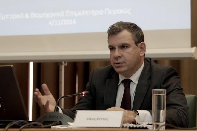 Η Ελλάδα χρειάζεται 25 μεγάλες επενδύσεις και περισσότερες εξαγωγές, λέει ο γενικός διευθυντής του ΙΟΒΕ, Ν. Βέττας