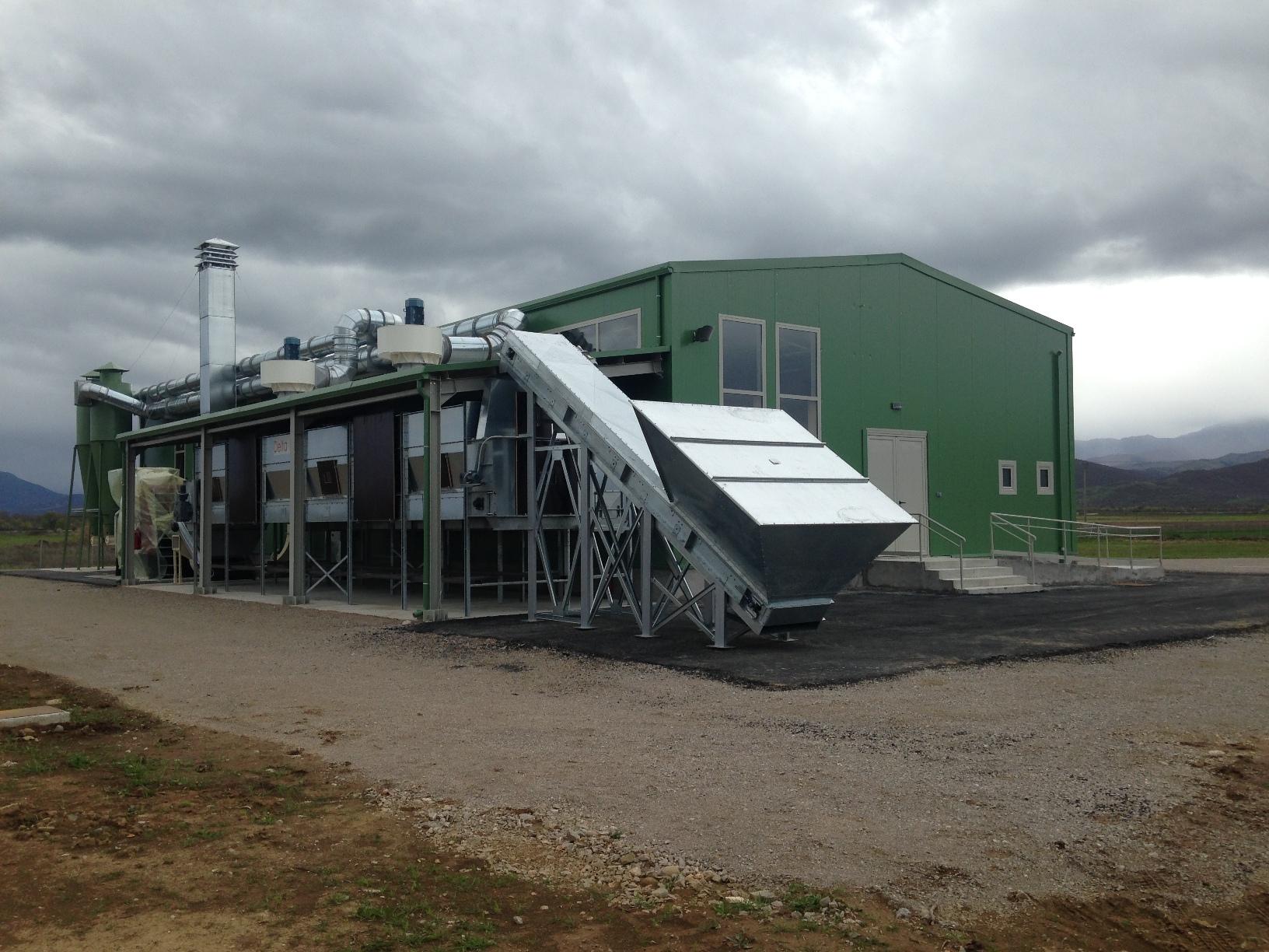 Καρδίτσα: Κατασκευή εργοστασίου παραγωγής στερεών καυσίμων