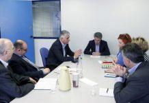 Συνάντηση Κασίμη με ΚΕΔΕ για έργα που χρηματοδοτούνται από το ΥΠΑΑΤ