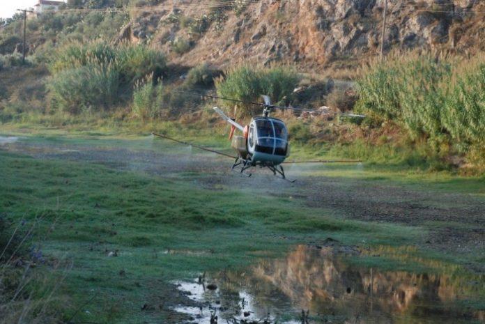 Ξεκίνησαν οι ψεκασμοί για την καταπολέμηση των κουνουπιών από την Περιφέρεια Αττικής: