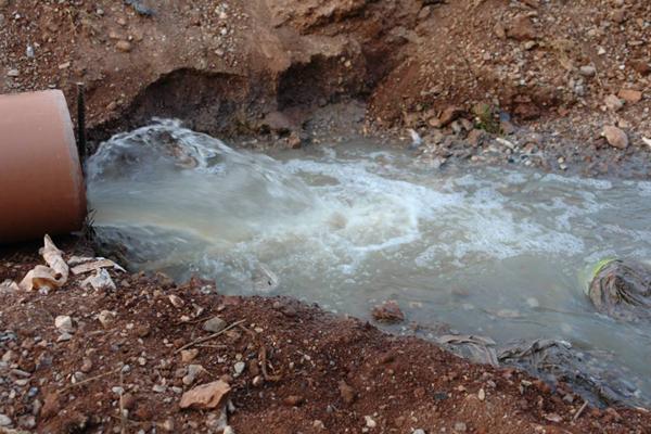 Η διαχείριση των λυμάτων προτεραιότητα της Περιφέρειας Κρήτης