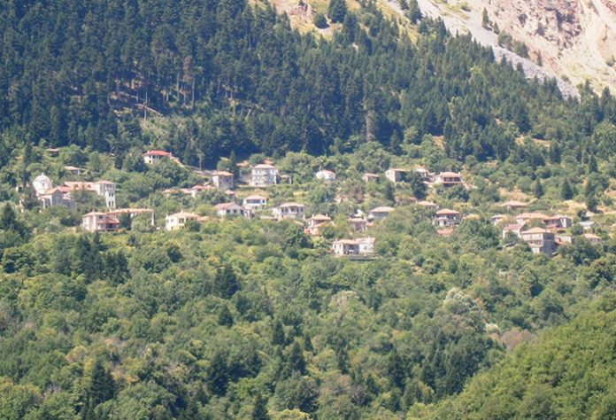 Μικρό χωριό Ευρυτανίας: Το χωριό που νίκησε τον θάνατο