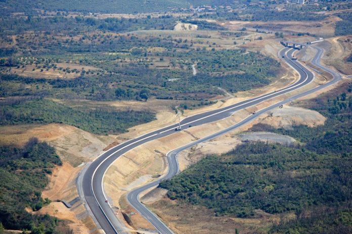 Πριν το Πάσχα θα δοθεί σε κυκλοφορία ο αυτοκινητόδρομος ως την Σπάρτη