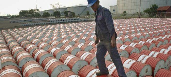 ΕΚΤ: Mεταξύ 30 και 45 δολαρίων το πετρέλαιο στη διετία
