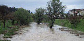 Πλημμύρισαν 35.000 στρέμματα στο νομό Τρικάλων
