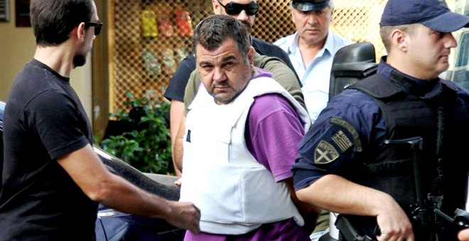 Αποφυλακίστηκε ο κατηγορούμενος για τη δολοφονία Φύσσα Γ.Ρουπακιάς