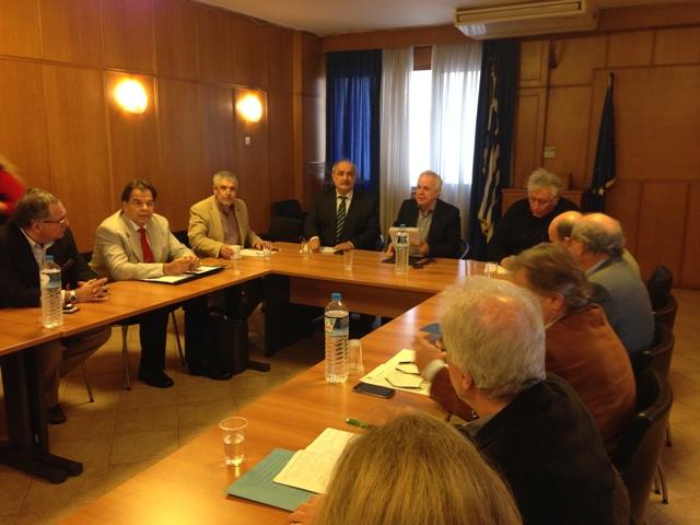 ΥπΑΑΤ: Σύσκεψη για προβλήματα της αγελαδοτροφίας - γαλακτοπαραγωγής