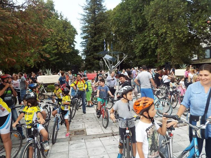 Τρίκαλα: Στις 10 πόλεις της Ευρώπης για τη βιώσιμη κινητικότητα
