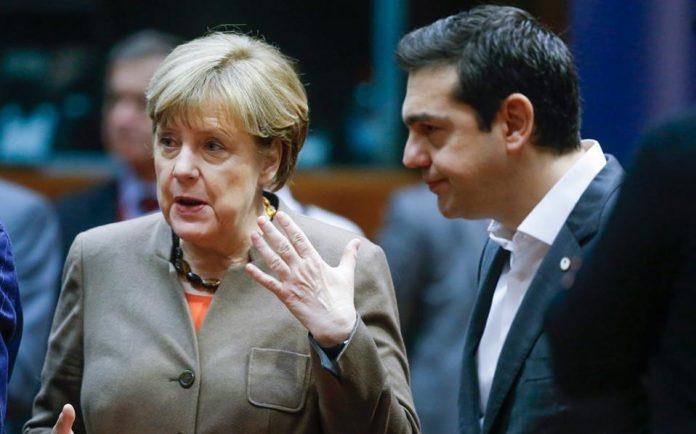Συνάντηση Τσίπρα - Μέρκελ, πριν από τη Σύνοδο Κορυφής