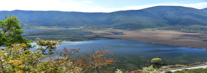 Aποκατάσταση της λίμνης Στυμφαλίας