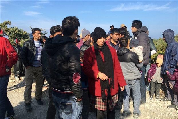 Επαναπροωθήσεις 500 προσφύγων προγραμματίζονται για τη Δευτέρα