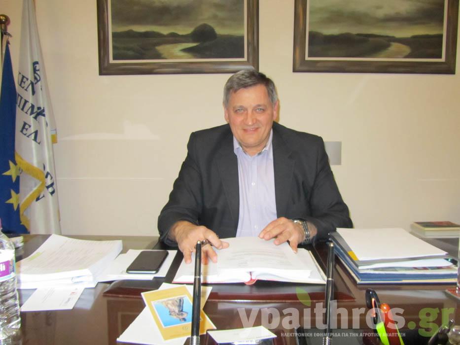Παναγιώτης Παπαδόπουλος, Πρόεδρος του Βιοτεχνικού Επιμελητηρίου Θεσσαλονίκης