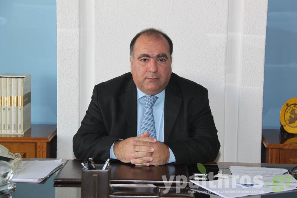 Κυριάκος Λουφάκης, Πρόεδρος του ΣΕΒΕ