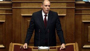 Μιχάλης Τζελέπης, τομεάρχης Αγροτικού, βουλευτής Σερρών από τη Δημοκρατική Συμπαράταξη