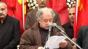Αντώνη Ραλλάτο, μέλος του Τμήματος Αγροτικής Πολιτικής της ΚΕ του ΚΚΕ