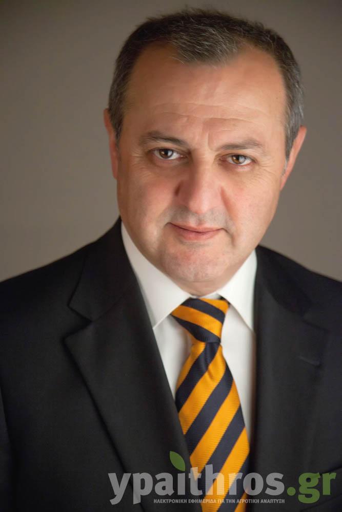 Ιωάννης Ταχματζίδης, Αντιπεριφερειάρχης Αγροτικής Ανάπτυξης