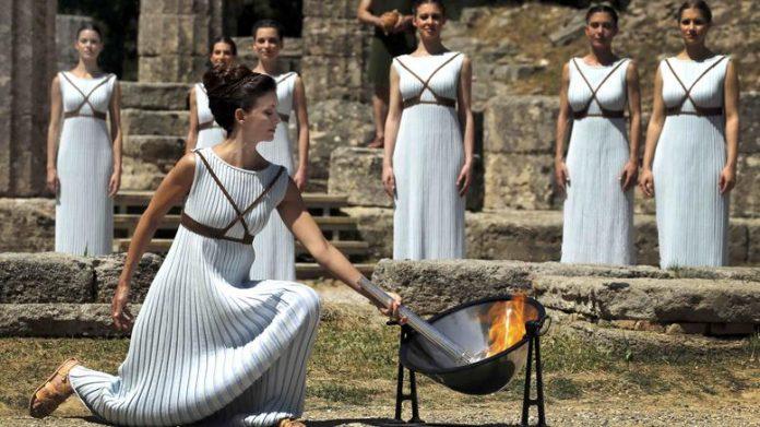 Ξεκινάει το ταξίδι της Ολυμπιακής φλόγας για τους Ολυμπιακούς του Ρίο