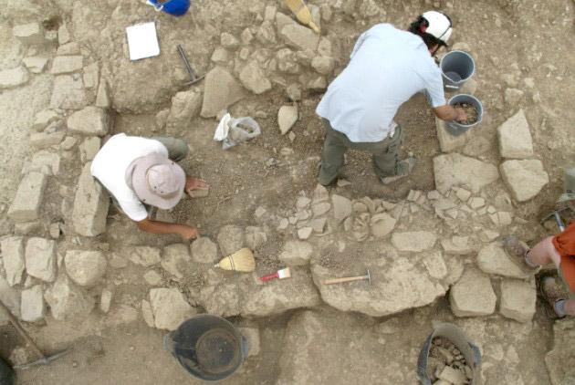 Ένα λιοτρίβι 2.700 χρόνων στον Αζοριά Λασιθίου