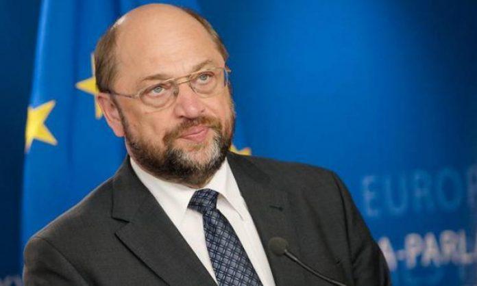 Μάρτιν Σουλτς: Κίνδυνος κατάρρευσης της Ευρωπαϊκής Ενωση