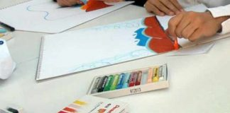 Τα προσφυγόπουλα ζωγράφησαν την… αγάπη