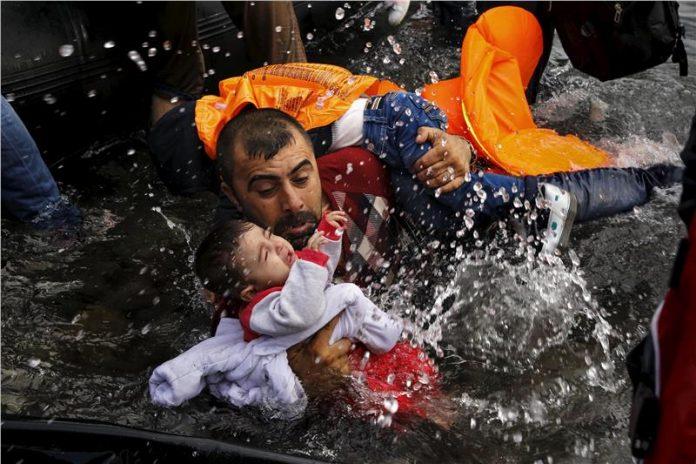 Ελληνικό χρώμα στα Πούλιτζερ για το προσφυγικό