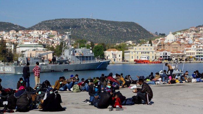 Αυξάνονται καθημερινά οι πρόσφυγες στο Βόρειο Αιγαίο