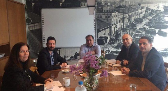 Συνάντηση ΣΕΒΕ με τον Γ.Γ. Επενδύσεων και ΕΣΠΑ
