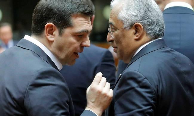 Στην Αθήνα ο πρωθυπουργός της Πορτογαλίας