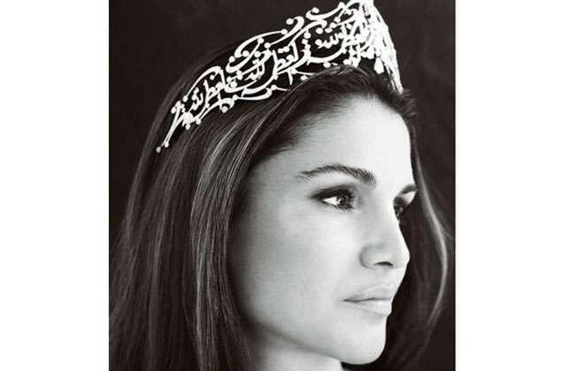Έρχεται στη Λέσβο η βασίλισσα της Ιορδανίας