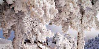 Σε δόσεις φτάνει ο νέος χιονιάς, πού υπάρχουν ήδη προβλήματα